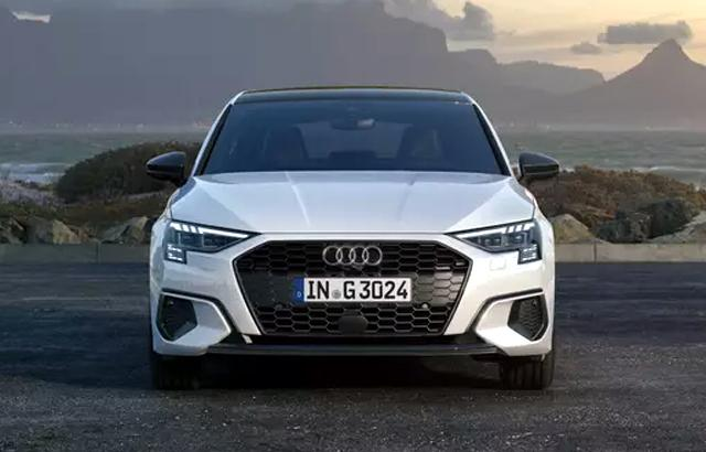 Audi rifle A3 on methane