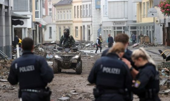 Невъобразим ужас в Германия