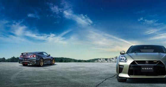 Nissan представя новия GT-R