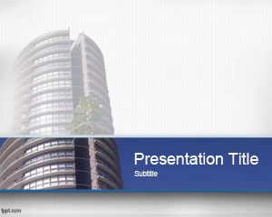 Apartment Powerpoint Template PPT Template