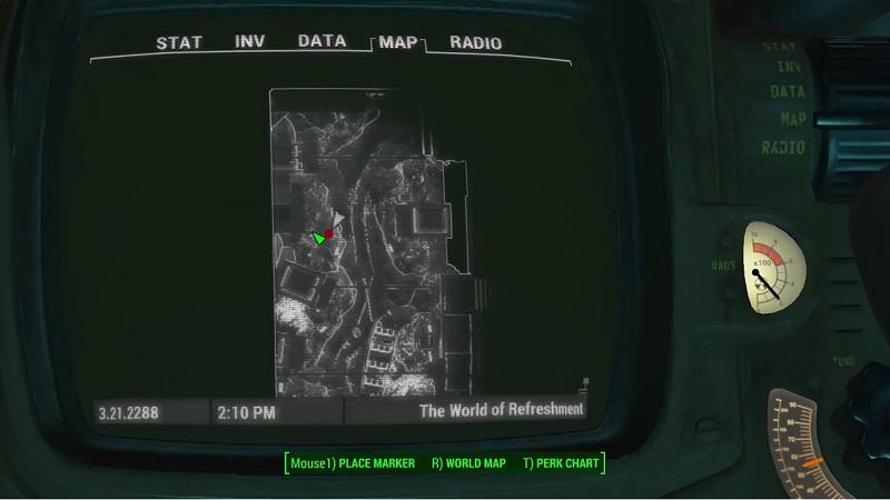 hidden cappys nuka world