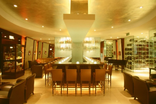 zinc kitchen table booths for sale bar boulud at the mandarin oriental hyde park hotel