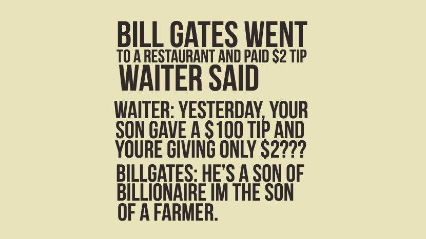 Make Your Own Quote Wallpaper Free 14 Interesting Facts About Microsoft S Ceo Bill Gates Money