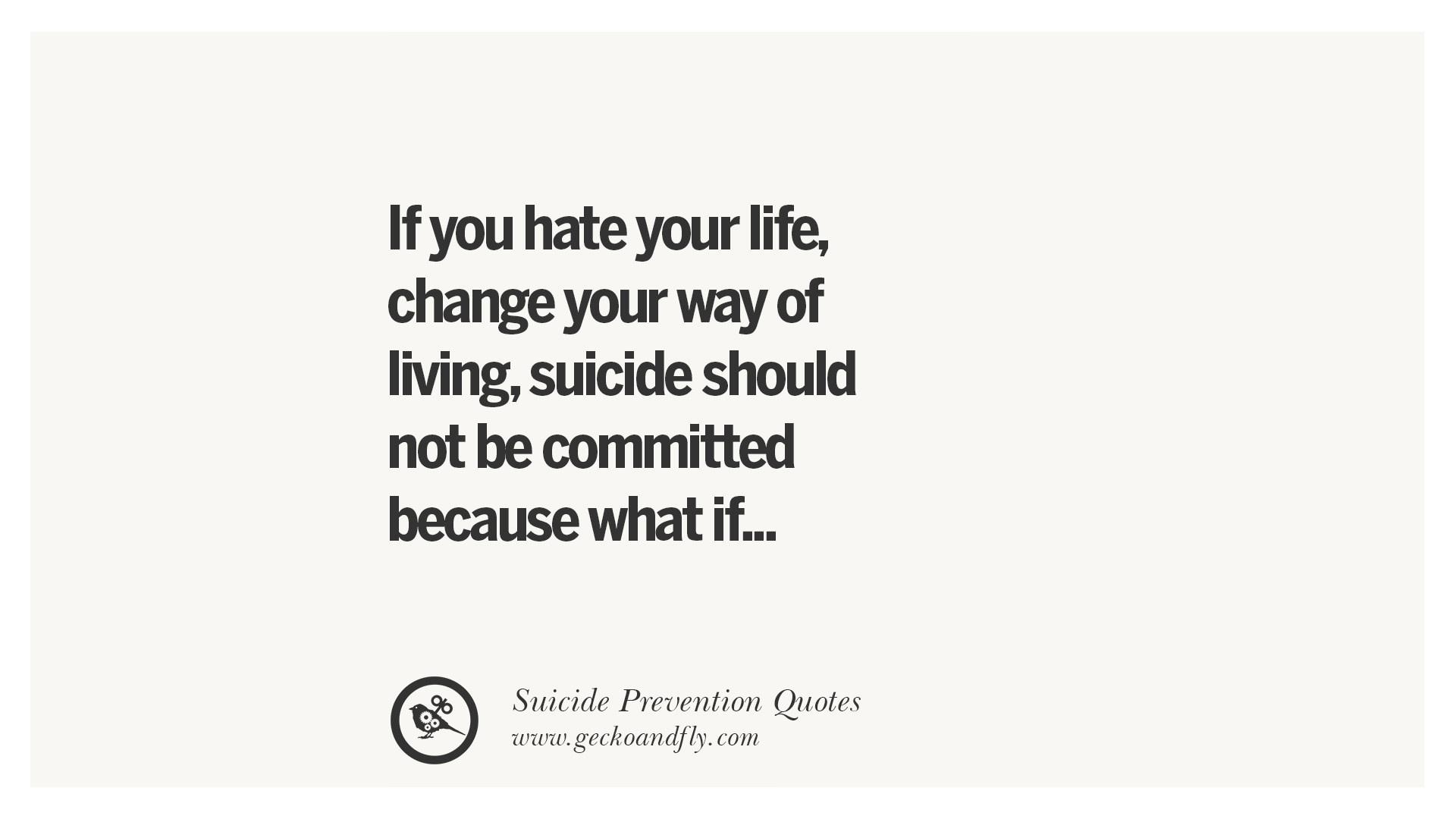 Depressing Quotes Life