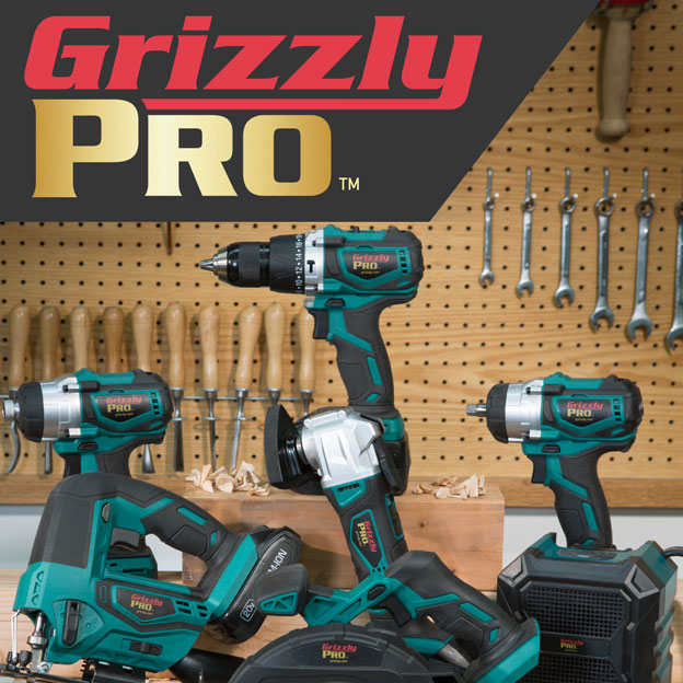 Grizzly Power Tools