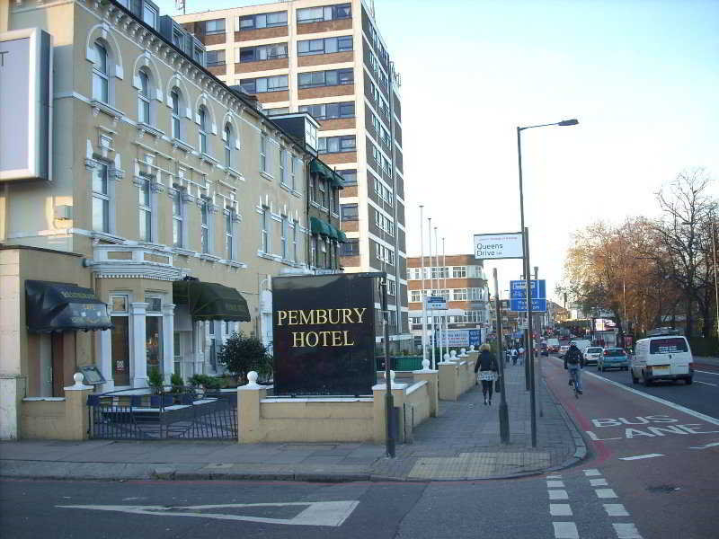 The London Pembury Hotel Finsbury Park London Hotelopia