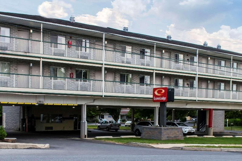Hotel Econo Lodge Hershey Harrisburg Pa Hotelopia
