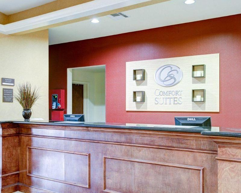 Hotel Comfort Suites Texas Ave College Station Area