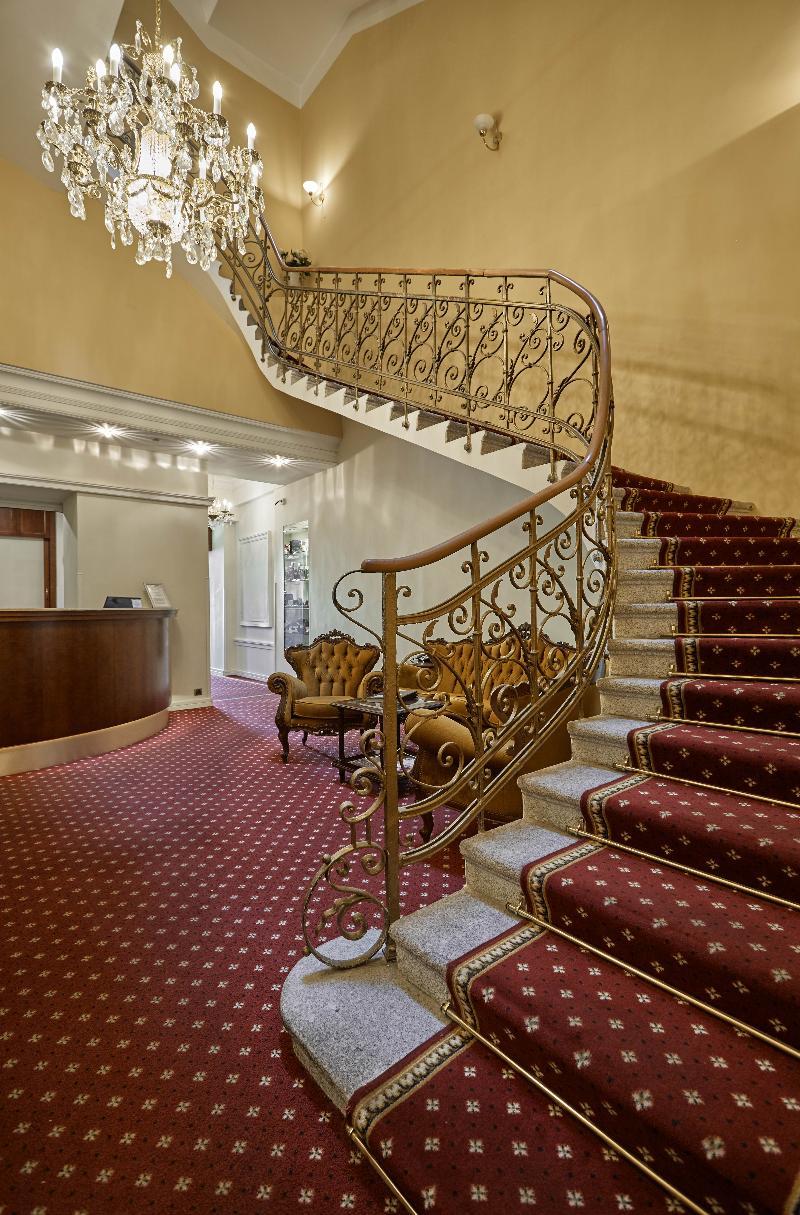 Hotel Romance Puskin Karlovy Vary Karlovy Vary Hotelopia