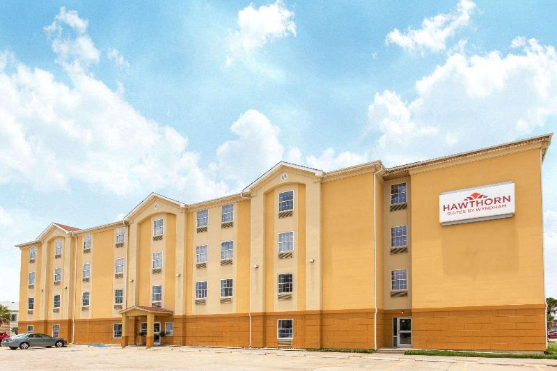 Hotel Hawthorn Suites By Wyndham Corpus Christi Padre I