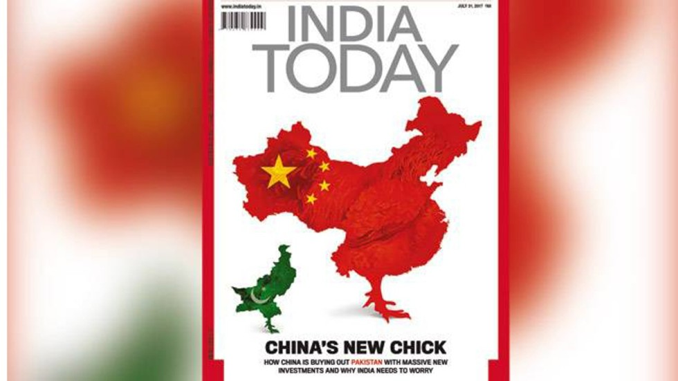 Chinese social media users fume over Indian magazines omission of Tibet and Taiwan from map