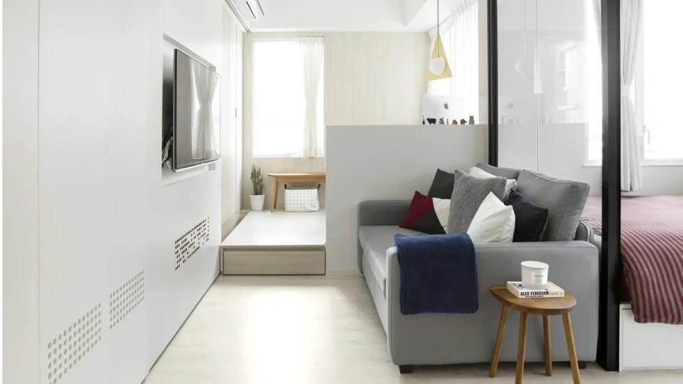 Interior Design For Small Apartments Hong Kong