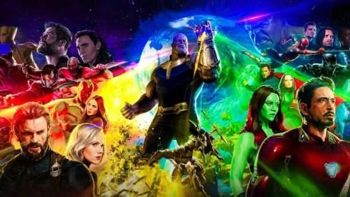 Risultati immagini per Avenger: Infinity War