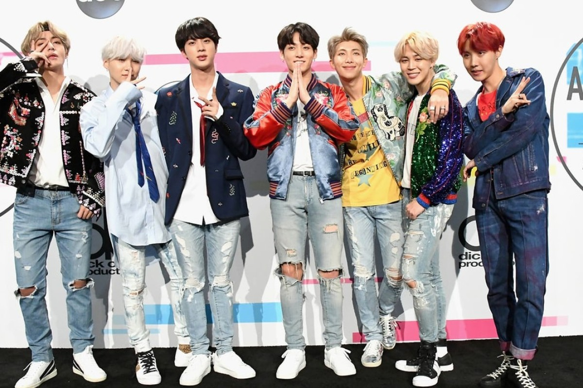 How Bts Have Risen To Stardom In The Us And Britain