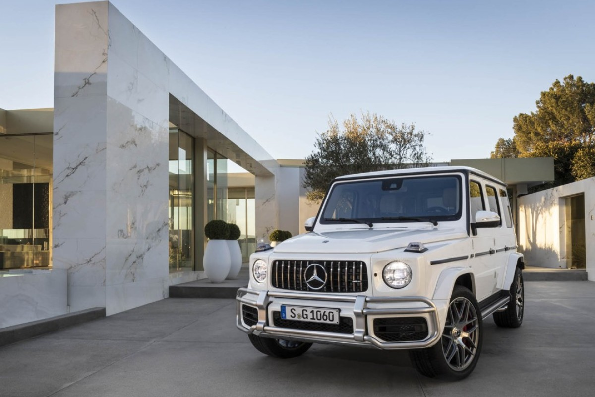small resolution of the mercedes benz g wagen will go on sale later this year with