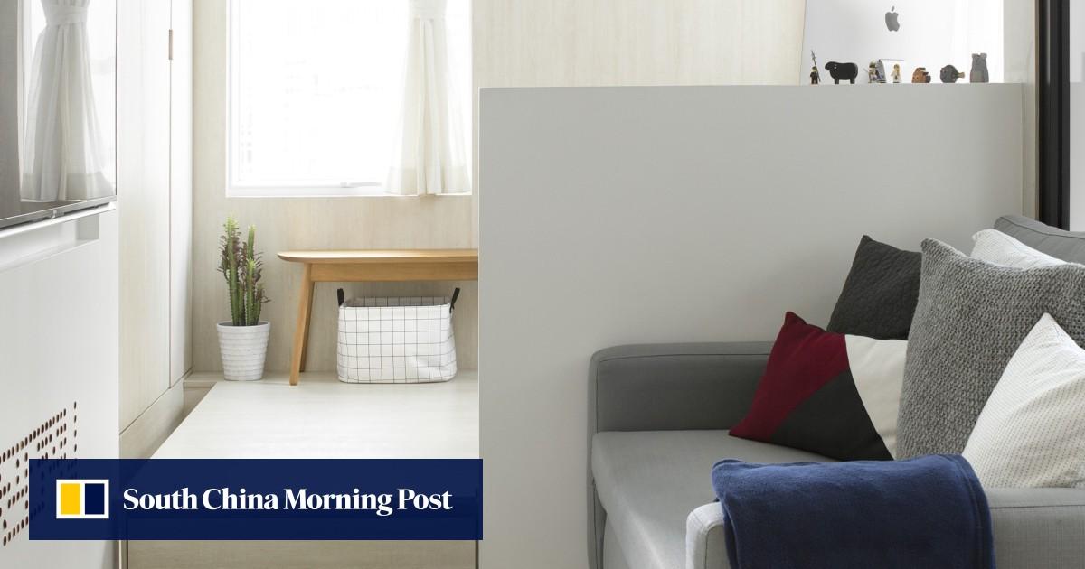 Hong Kong Interior Designer Creates Timeless Micro