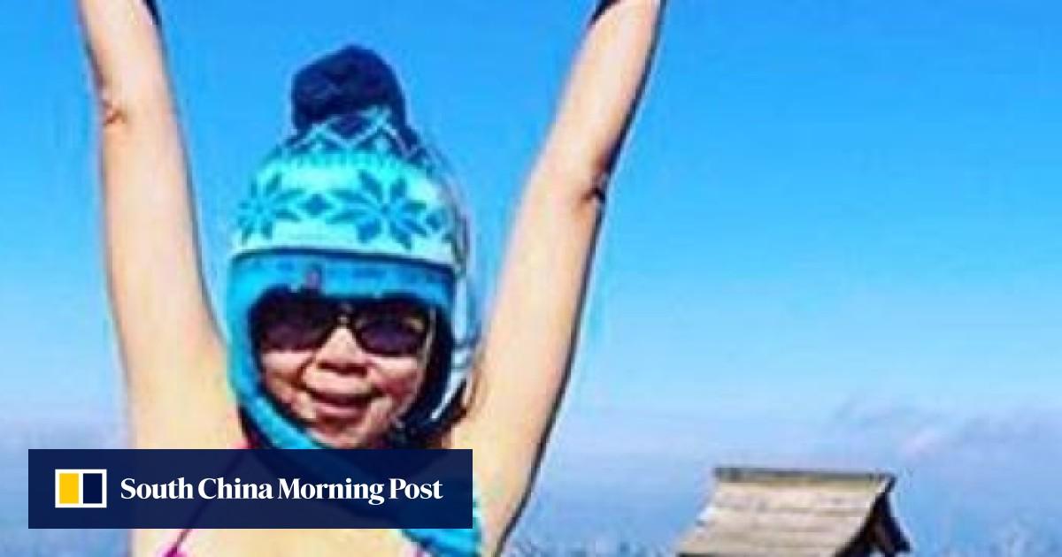 Taiwan S Bikini Climber Social Media Star Gigi Wu Dies