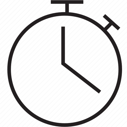 Appointment, clock, due, time icon