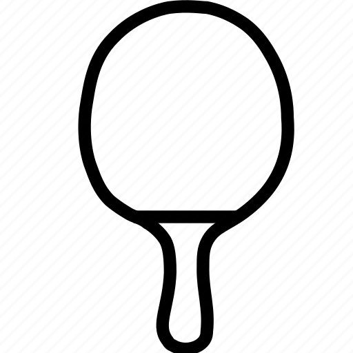 Bat, game, play, sport, sports, table, tennis icon