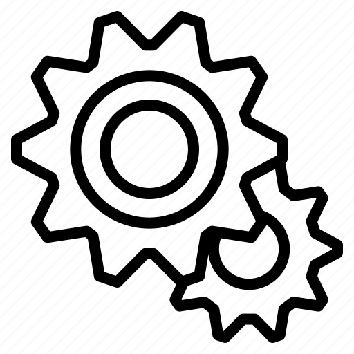 Auto, car, gearbox, transmission icon