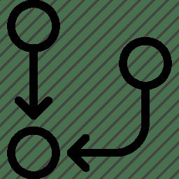 Analytics, charts, circle, data, diagram, flow-chart, line