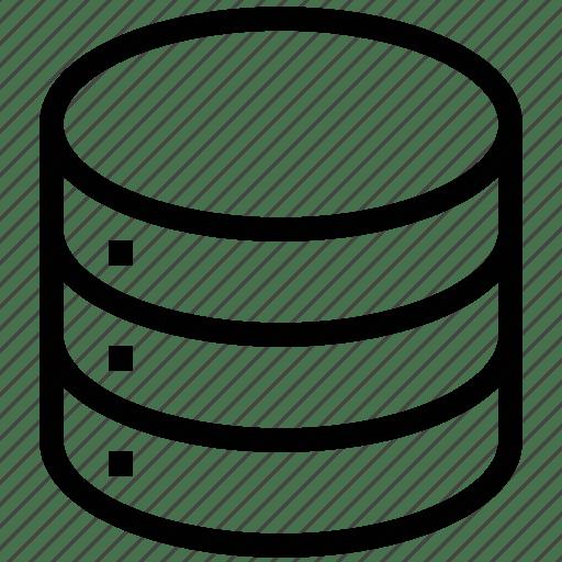 Data, data storage, database, hard data storage, network