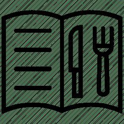 Cuisine menu food list menu book menu card restaurant menu icon Download on Iconfinder