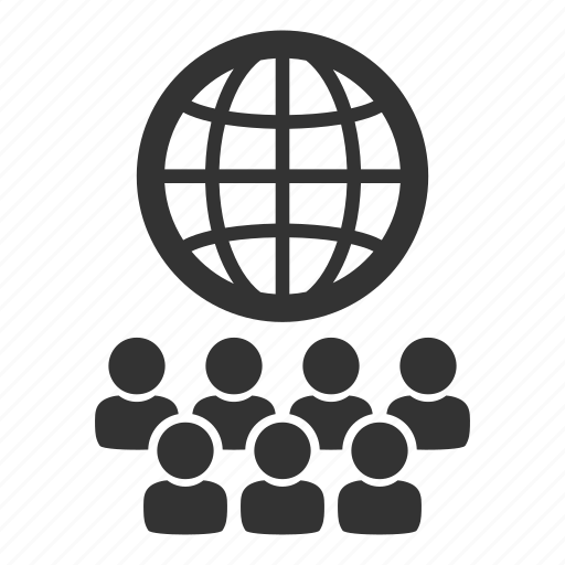 Global, globe, international, multilingual, network, staff