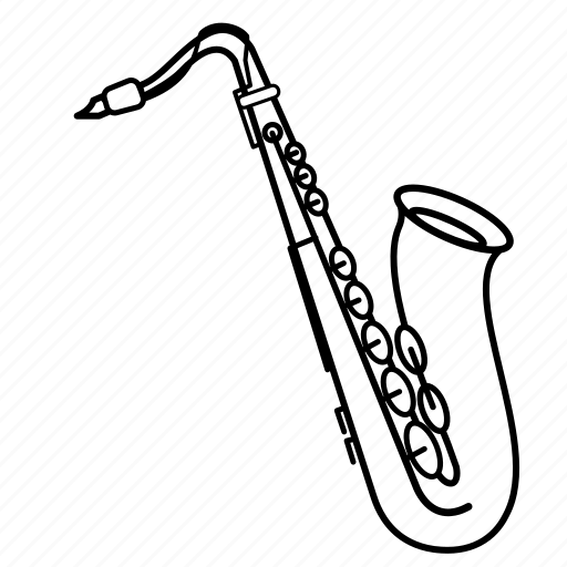 Chords, instruments, jazz, music, play, sax, songs icon