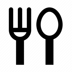 cafeteria icon restaurant bar diner joint icons outline editor open