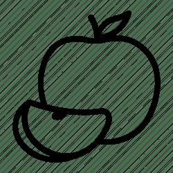 Apple food fruit icon Download on Iconfinder