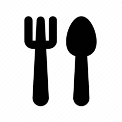 icon eat eating mall food menu restaurant eatery breakfast spoon dinner fork icons kitchen editor open