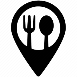 Restaurant Location Icon Png