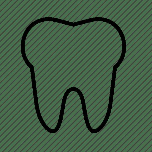 Dental, dentist, medical, tooth icon