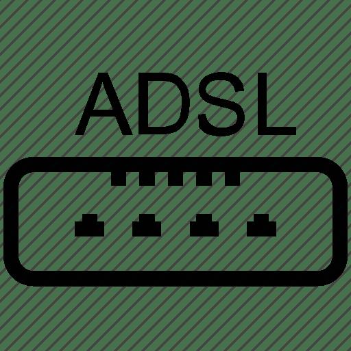 Adsl, adsl internet modem, adsl network modem, router