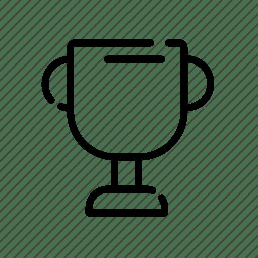 Award, congratulations, prize, trophy, win, winner icon
