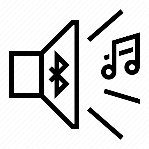 Accessory, bluetooth, phone, portable, speaker, wireless icon