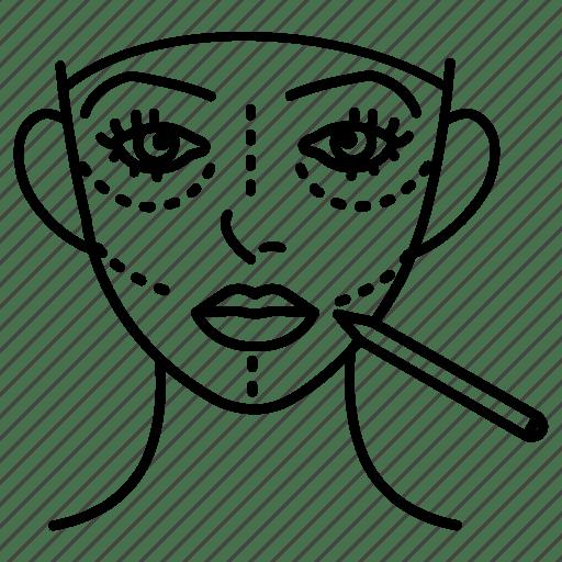 Cosmetic, facelift, facial, plastic, reconstruction