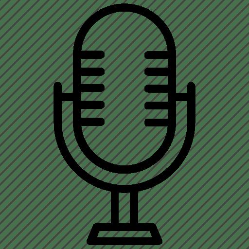 Microphone, professional mic, recording mic, studio