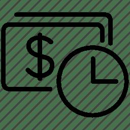 Benefit, deposit, earnings, gain, income, money, proceeds