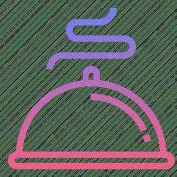 menu service restaurant icon icons 512px