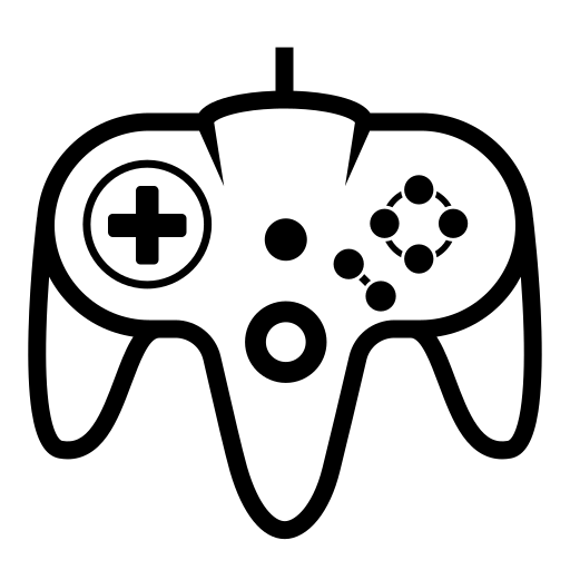 Nintendo Controller Outline
