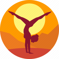Exercise female fitness health lifestyle workout icon Download on Iconfinder