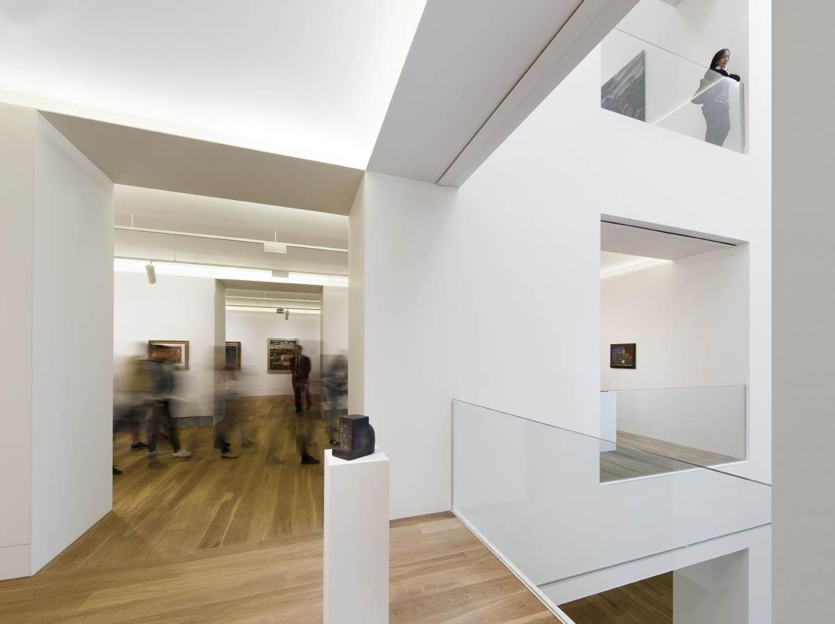 Asturias Museum Of Fine Arts - Iguzzini