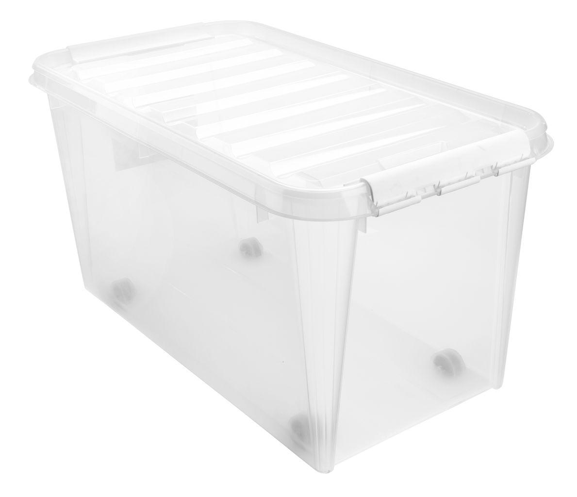 Opbergbox SMARTSTORE classic 70 mdeksel  JYSK