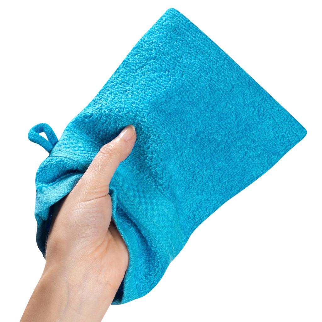 Washand UPPSALA turquoise  JYSK