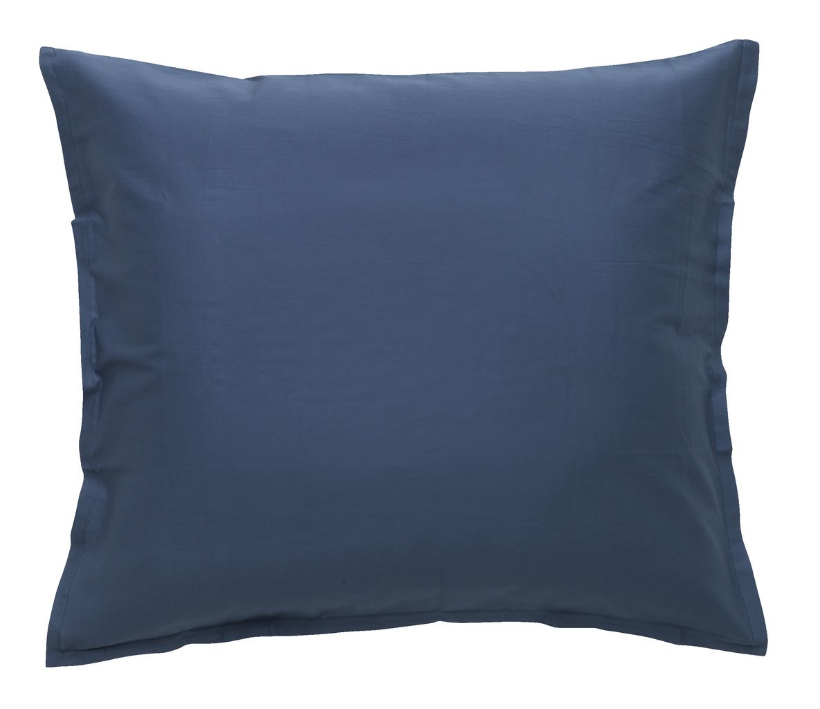 Kussensloop satijn 60x6370 blauw  JYSK