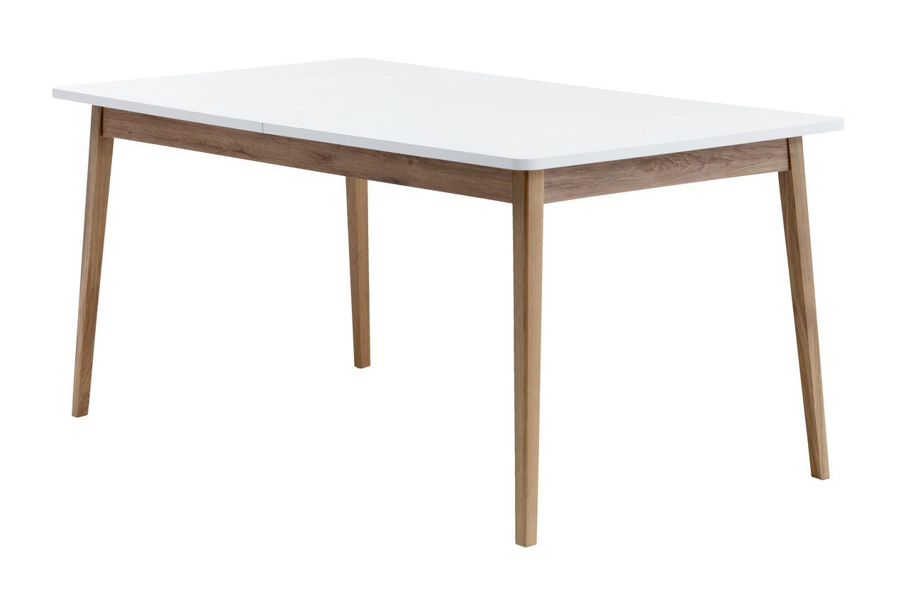 Eettafel GAMMELGAB 160200 eikenwit  JYSK