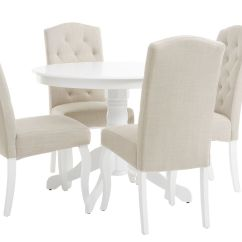 Jysk Dining Room Chair Covers Power Wheelchairs Askeby D100 White 43 4 Stenlille