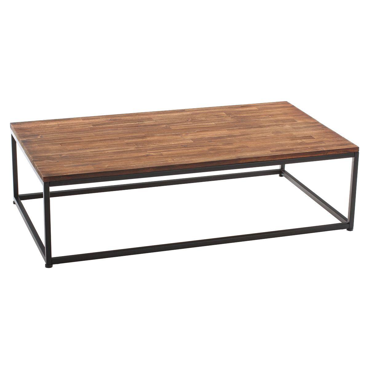 table basse vintage edena